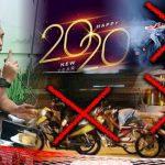 Sambut Tahun Baru, Kapolda Gorontalo Tegaskan tidak Nyalakan Petasan dan Mabuk-mabukan
