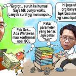 "Progres Surat Penolakan Pinjaman Daerah Kabgor, ""Disorong"" Sekdaprov Gorontalo ke Biro Humas"