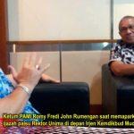 Taati Rekomendasi Ombudsman, Irjen Kemendikbud Periksa Rektor Unima