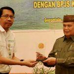 Pemprov Gorontalo dan BPJS Kesehatan Jalin PKS: 177.558 Jiwa Kuota Kepesertaan 2020