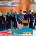 Berantas Narkoba dari Desa, BNNK Boalemo Gelar Sosialisasi dan Pengukuhan Satgas Anti Narkoba