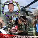 Prajurit Yonif 713 Satya Tama Gugur, Danrem Perintahkan Kibar Bendera Setengah Tiang