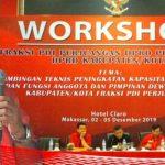 Dari Workshop Legislatif PDIP di Makassar, Ini Harapan Eka Putra