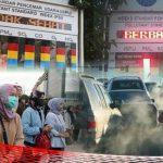 April 2020, DLHK Provinsi Gorontalo Pasang Pemantau Kualitas Udara Otomatis