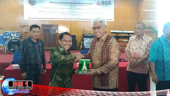 Usai Silaturahmi dengan KKIG Manado, Bupati Nelson juga Teken Kerja Sama dengan BSG