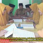 Di Tangan Yusuf Puneli, Poduwoma Menjelma Jadi Desa Baca alQuran
