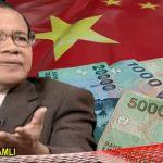 Rizal Ramli Sebut Hanya Sedikit Manfaat Investasi Cina di Indonesia