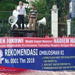 PAMI Kembali Demo, Tuntut Presiden Copot Nadiem