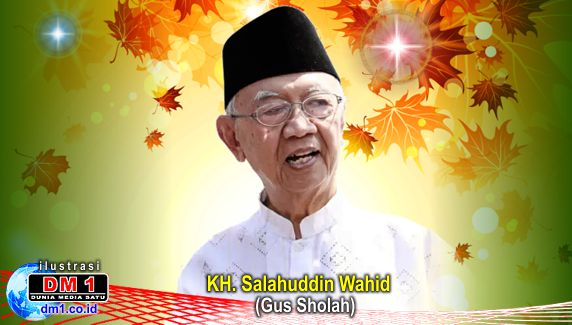 Tanggal 2-2-2020, Gus Sholah Wafat. Rizal Ramli Ucapkan Belasungkawa