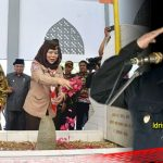 Hari Patriotik ke-78, Pemprov Gorontalo Resmikan Renovasi Makam Nani Wartabone
