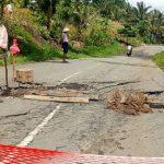 Hati-hati! Jalan Trans Sulawesi di Desa Sogu Rusak Parah, Pemkab Diminta Turun Tangan