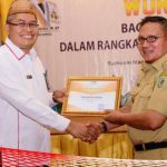 Capai Level 3, Inspektorat Kota Gorontalo Terima Penghargaan