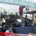 Launching CoE 2020: Dari Musik Siang Bolong, Zumba Hingga Sensus Penduduk