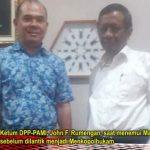Kasus Kriminalisasi Dua Aktivis PAMI, Menkopolhukam Mahfud MD Angkat Bicara