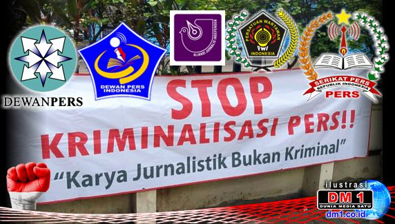 "Menilik Sekelumit ""Kaca Buram"" Dewan Pers: Ada Pidana Penyiaran & UU Pers yang Terabaikan"