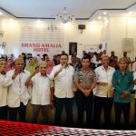 PKS Boalemo Gelar Rakorda dan TOP, Aswan: Sikap Patuh Jadi Modal Dasar
