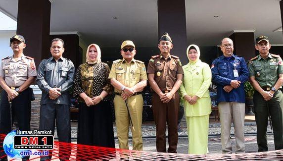 Komitmen Zona Integritas, Marten Taha: Kota Gorontalo Masuk Zona Hijau