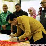 Ryan Kono Dukung Pencanangan Zona Integritas untuk Gorontalo Bebas Korupsi