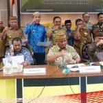 Wabup Pohuwato Hadiri Rakor Forkopimda Provinsi Gorontalo, Ini yang Dibahas