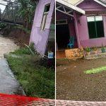 Hujan Deras, Dua Kecamatan di Gorut Terendam Banjir dan Longsor