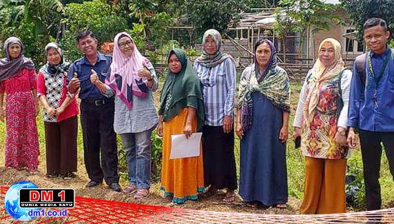 Kades Bonda Raya Berdayakan Perempuan Melalui KWT