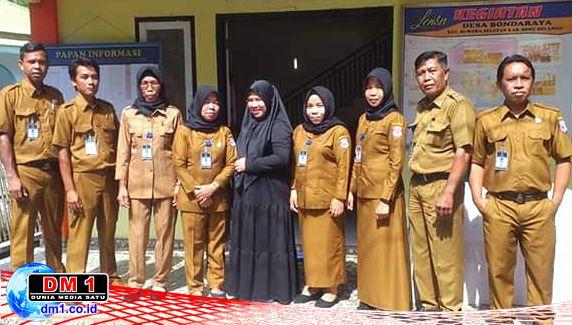 Lestarikan Bahasa Bonda, Tim Kantor Bahasa Gorontalo Kunjungi Desa Bonda Raya