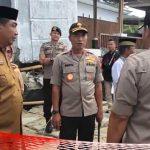 Camat Dahlan Tomelo Sebut Kapolda Wahyu Punya Kepedulian Tinggi Terhadap Potensi Bencana