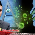 Cegah Virus Corona Masuk ke Boalemo, Ini Tips dari Aleg Wahyudin Moridu