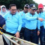 Demi Keamanan, Wali Kota Marten Taha Dukung Legalitas Dokumen Nelayan