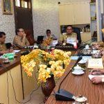 Deteksi Virus Corona, Satgas Pemkot Gorontalo Sambangi Rumah Warga