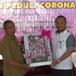 PT. Harvest Suplai 300 Botol Soman Bantu Tenaga Medis di RSAS
