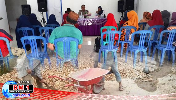 Kades Bulontala Timur Siapkan Anggaran untuk Pembangunan Akses Jalan Desa
