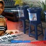 Sumbang Ember Cuci Tangan Corona, Rahmijati juga Tumpahkan Jeritannya Lewat Lagu