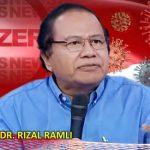 """Tak Kapok """"Dihajar"""" Buzzer, Rizal Ramli Tetap Beri Ide dan Semangat Buat Pemerintah"""