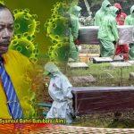Baru Diketahui, Ketua Fraksi Golkar DPRD Sumut Meninggal Akibat Covid-19