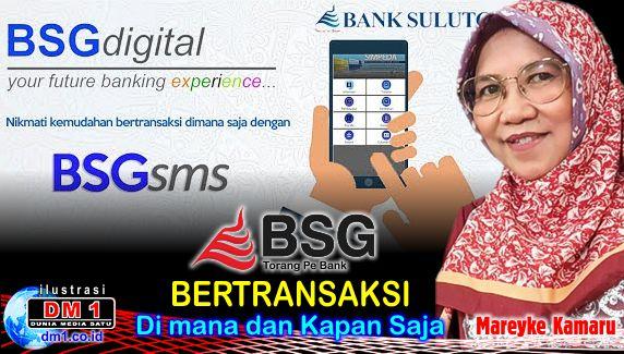 Tak Perlu Kecewa Layanan Terbatas Karena PSBB, BSG Punya Solusi Transaksi Online