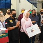 MPR Peduli, Fadel Muhammad Berikan Perhatian untuk Komunitas Wartawan
