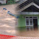 Tanggul Jebol, Kecamatan Bone Ikut Diterjang Banjir
