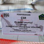 """Di Tangan Bupati Boalemo, Bantuan CSR BSG Jadi Misteri dan """"Makan Korban""""?"""