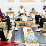 Terima Kunjungan Raden Purwantara, Walikota Marten Taha: Banyak Kontribusi BPKP