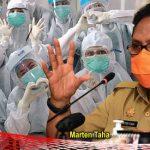 Wali Kota Gorontalo Usulkan Kenaikan Pangkat Buat Tenaga Medis Covid19