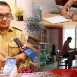 Perpanjang Masa Aktivitas di Rumah, Wali Kota Gorontalo juga Gratiskan Tarif PDAM