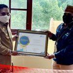 Lampaui Target Pusat dalam SPO, Pemkot Gorontalo Terima Penghargaan dari BPS