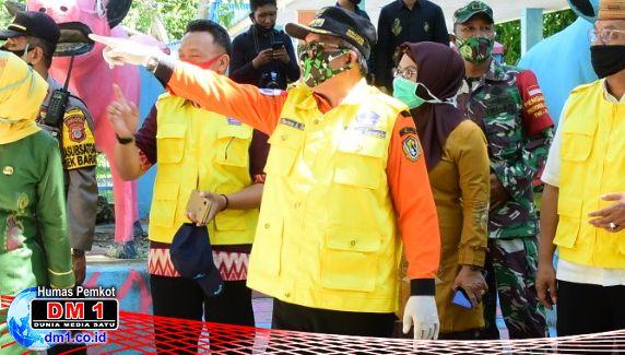Selain Bersihkan Lumpur, Pemkot Gorontalo juga Beri Bantuan Warga Terdampak Banjir