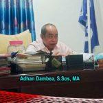 Terkait Rekaman Suap Kasus Darwis Moridu, Adhan Dambea Jelaskan Kronologisnya