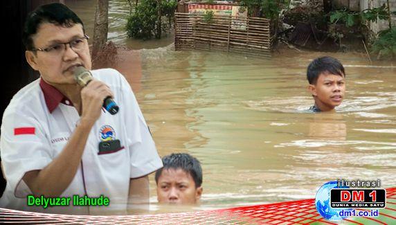 Banjir ke-6 Kalinya Terjang Bonebol, Ini Saran dan Pengakuan Mengejutkan dari Ahli Geologi