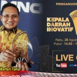 Raih Penghargaan KDI, Marten: Saya Dedikasikan Kepada Seluruh Warga Kota Gorontalo