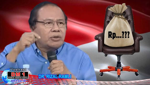 Rizal Ramli: Mahar Politik Pilkada dan Pilpres Hanya Bikin Demokrasi Jadi Rusak
