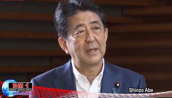 Mengaku Sakit Kronis, PM Jepang Mengundurkan Diri