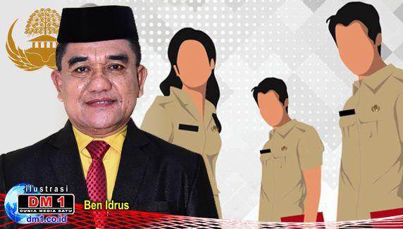 Terkait Kekosongan dan Pengisian Jabatan di OPD Pemkot Gorontalo, Ini Penjelasan Ben Idrus